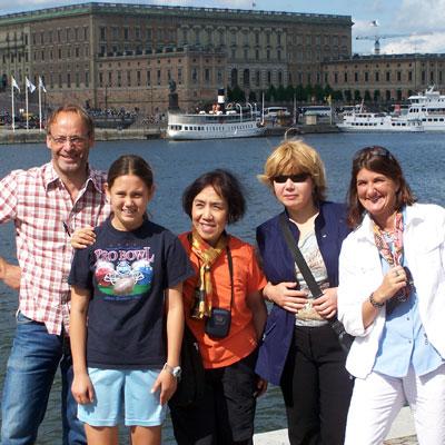 Scandinavia 2008